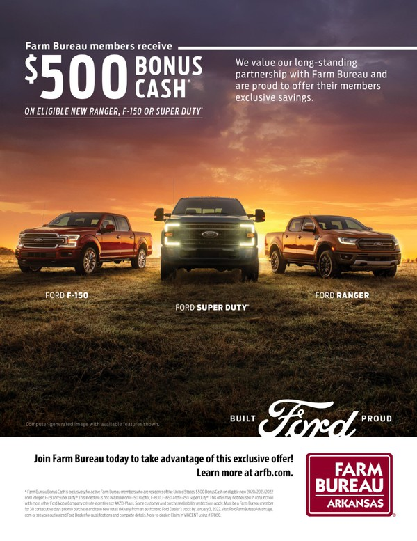 Ford promotion image