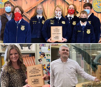 Farm Bureau Announces Ag Education Awards